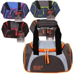 1 Polar Pack Insulated Mini Duffle Cooler Bag 1 Compartment