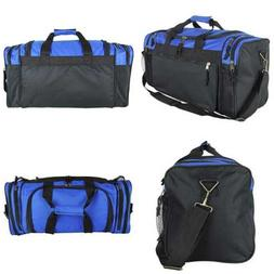 "DALIX 20"" Sports Duffle Bag W Mesh & Valuables Pockets Trave"