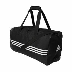 "Adidas 2019 Team Wheel Bag DP1610 Black/White 29"" x 12"" x 10"