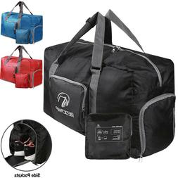 REDCAMP 22'' Foldable Travel Duffle Bag Shoes Compartment Li