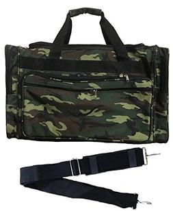 22-inch Travel Duffle Bag | Multiple Designs to Choose From