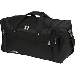 "Everest 22"" Sports Duffel Bag 3 Colors Travel Duffel NEW"