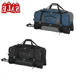"36"" Rolling Wheeled Duffle Bag Extra Large Travel Suitecas"