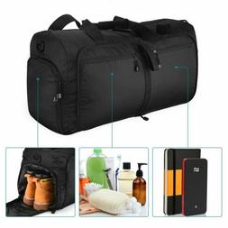 60 Liter Big Duffle Bag Travel Sports Gym School Carry On Lu