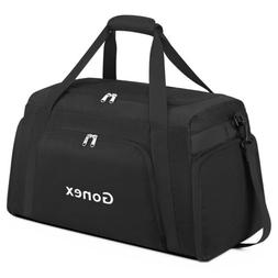 GONEX 60L Portable Travel Duffle Bag Large Luggage Bag Cloth