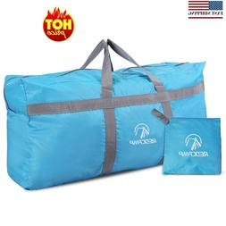 96L Extra Large Duffle Bag Lightweight, Water Resistant Trav
