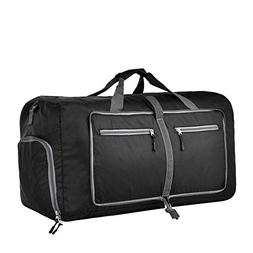 Atralife 60L/70L/80L Foldable Travel Duffel Bag for Luggage,