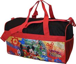"Disney Junior Mickey Mouse And The Roadster Racers 18"" Carry"