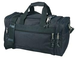 "Duffle Bag Duffel Bag Large Travel Bag Black Gym Bag  20"" Wo"