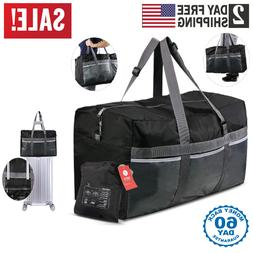 34729a186f Duffle Bag Travel Mens Womens Overnight Sports Gym Large Wee