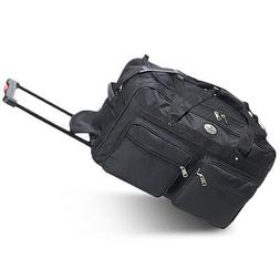 Everest 22-Inch Wheeled Duffel Bag Suitcase Case on Wheels 3