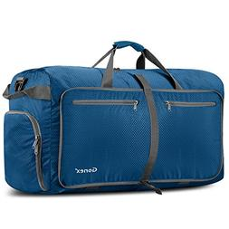 Gonex 100L Foldable Travel Duffel Bag for Luggage Gym Sports