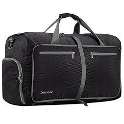Gonex 80L Packable Travel Duffle Bag, Large Lightweight Lugg