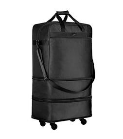a1577b708de3 Hanke Expandable Foldable Suitcase Luggage Rolling Travel Bag Duffel Tote  Bag for Men Women Lightweight Carry-on Suitcase Large Capacity Spinner ...