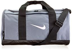 NIKE Team Women's Training Duffel Bag, Cool Grey/Black/Storm