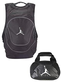 Nike Air Jordan Jumpman Backpack & Insulated Trainer Lunch T