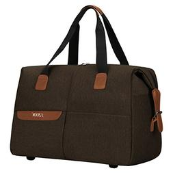 """On Sale- S-ZONE 17"""" Carry On Lightweight Small Weekender Duf"""