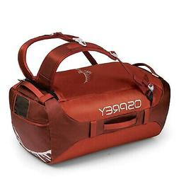 Osprey Packs Transporter 65 Expedition Duffel, Ruffian Red,