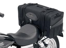 Saddlemen 3516-0036 Deluxe Cruiser Tail Bag