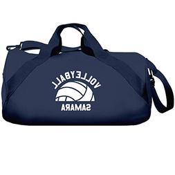 Samara Volleyball Team Duffel: Liberty Barrel Duffel Bag