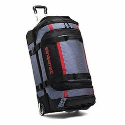 "Samsonite Ripstop 35"" Wheeled Duffel Bag in Blue"
