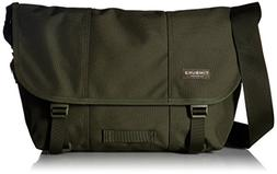 Timbuk2 Classic Messenger Unicolor Bag, Army, Medium