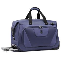 Travelpro Maxlite 4 Rolling Carry-on Duffel, Blue, One Size