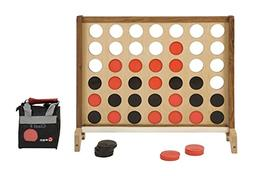 Uber Games Giant 4 in a Row - 3 feet wide x 2.5 feet tall -