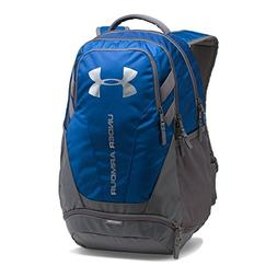 Under Armour Hustle 3.0 Hustle,Royal /Silver, One Size