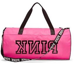 d12bc7cbf832 VICTORIA SECRET PINK WEEKENDER DUFFLE. Hot pink and white. D