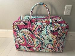 Vera Bradley Iconic Grand Weekender Travel Bag, Signature Co