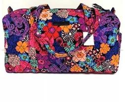 Vera Bradley Women Travel Gym Small Duffel