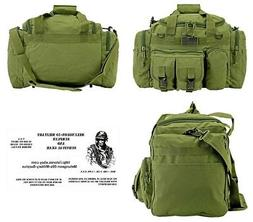A-10 Duffel Bag + Free Survival Bracelet - Tactical / Milita