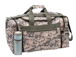ImpecGear ACU Sports Duffels Bag Camouflage Bag, Military Ba