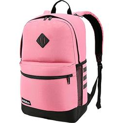 adidas Classic 3S II Backpack, Trace Maroon Pink/Black, One