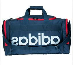 adidas Originals Santiago Duffel Bag, Collegiate Navy/Scarle