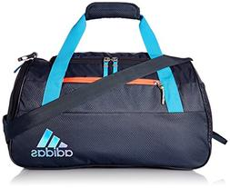 adidas Squad III Duffel Bag, Red/Frozen Yellow, One Size