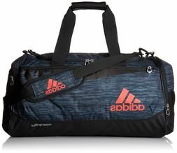 adidas Team Issue Medium Duffel Bag, Red, One Size