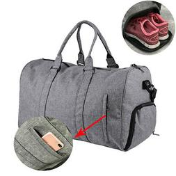 Backpack Duffle Outdoor Sports Gym Bag Carry On Luggage With