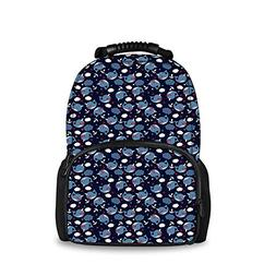 REFLEXS Backpack, Travel Water Resistant School Backpack for