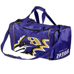 Baltimore Ravens NFL Core Structured Duffle Bag