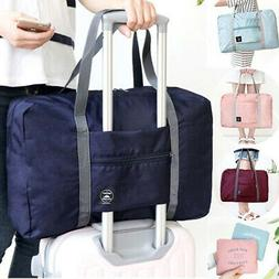 Women's Travel Duffle Bags Portable Casual Large Capacity Po