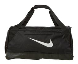 Nike Brasilia Medium Training Duffle Bag Black NEW