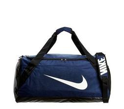 Nike Brasilia Medium Training Duffle Bag NAVY NEW