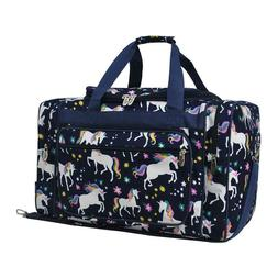 """Canvas 20"""" carry on airplane/duffle/gym/overnight bag NWT"""