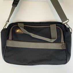 Samsonite Canvas Travel Case Carry On Duffle Bag Convertible