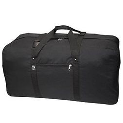 Everest Cargo Duffel - Large, Black, One Size