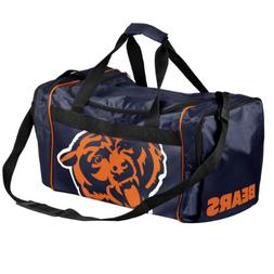 Chicago Bears Official NFL Duffle Bag by Forever Collectible