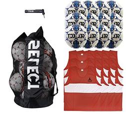 Select Club Soccer Ball Package - Pack of 12 Soccer Balls, 1