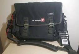 Timbuk2 command laptop messenger bag/small/blk/custom Stanfo